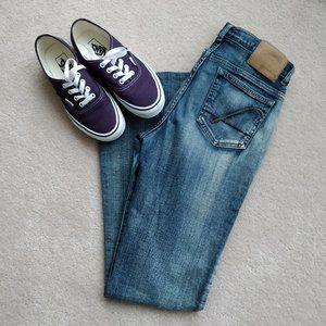 GUESS Stretch Denim Flare Jeans Sz 28